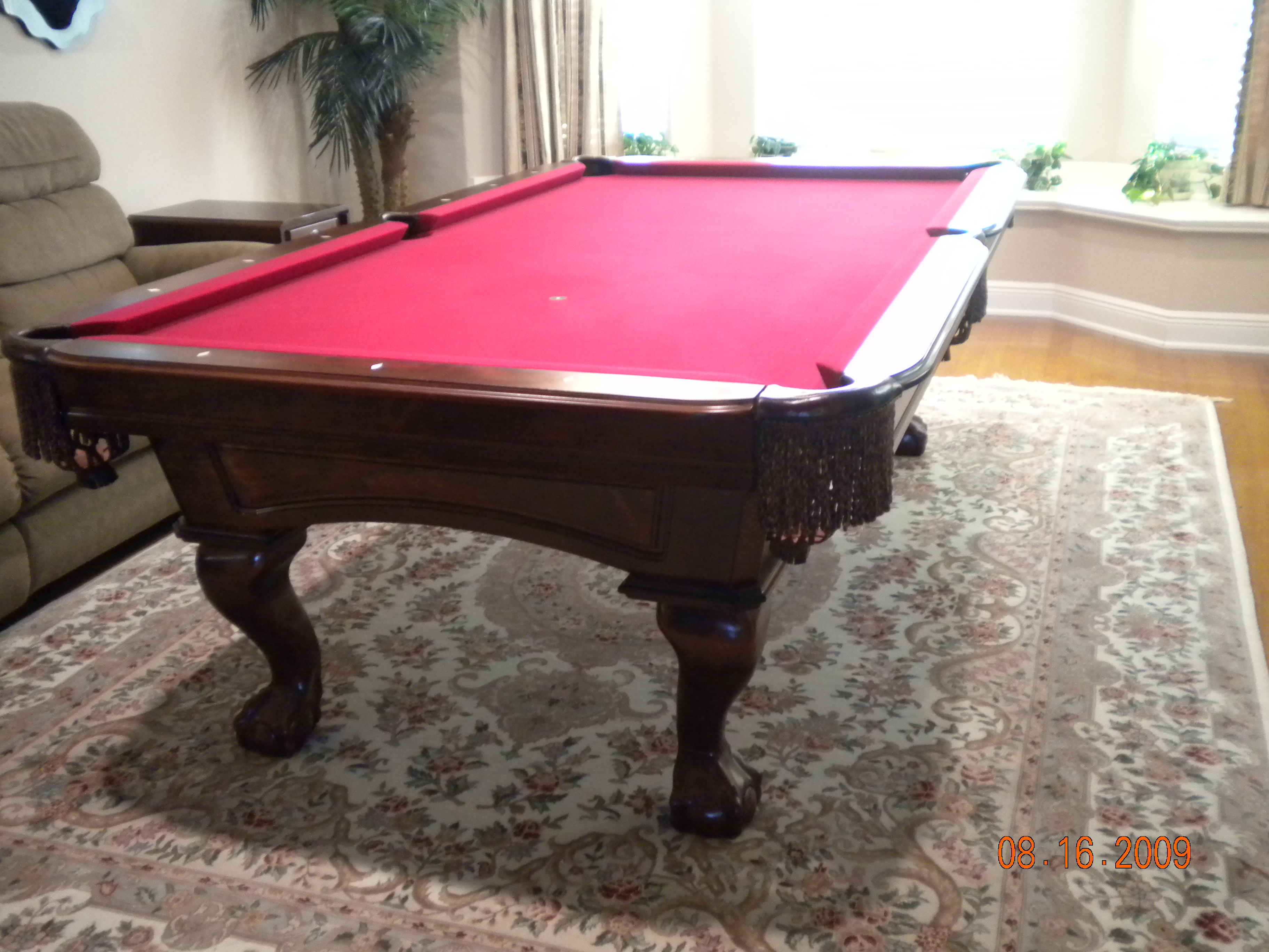 Tablespreowned - Craftmaster pool table
